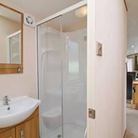 Voorbeeld badkamer 4-kamerstacaravan