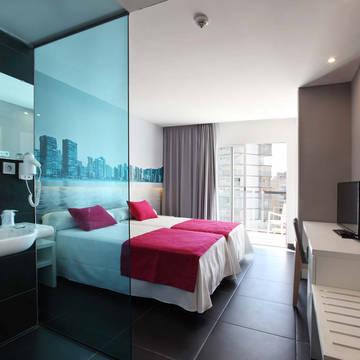 Voorbeeld kamer Hotel Agua Azul - Adults Only