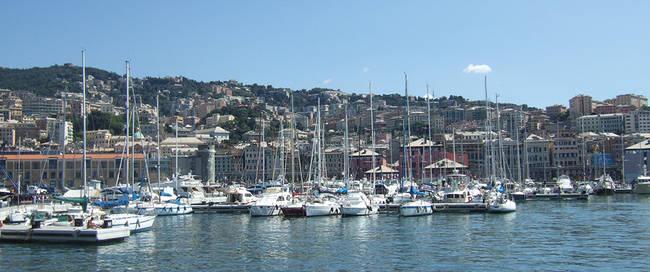 Jachthaven Genua