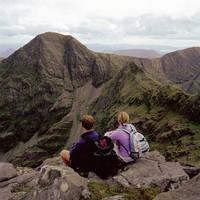 Kerry - Carrantuohill uitzicht
