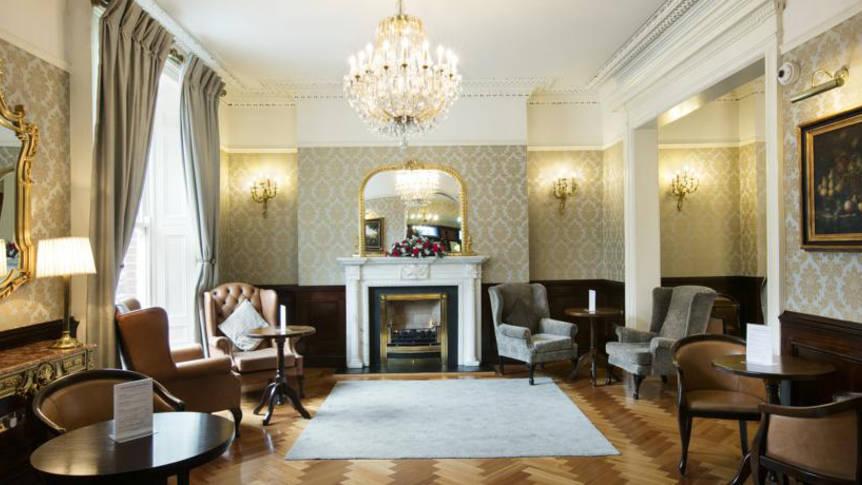 The Harcourt, Dublin, Stedentrips, De Jong Intra Vakanties The Harcourt Hotel