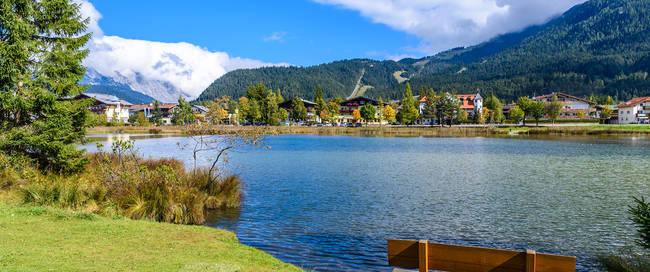 Wildsee - omgeving Seefeld