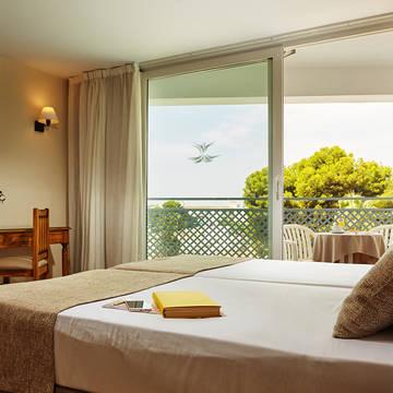 Kamervoorbeeld comfort Hotel Villa Flamenca