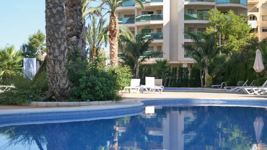 Zwembad Appartementen Esmeralda Suites