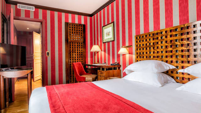 Kamer Hotel Villa Pantheon