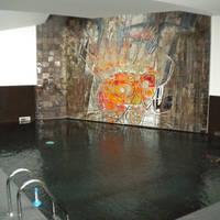 Hotel Rali binnenzwembad
