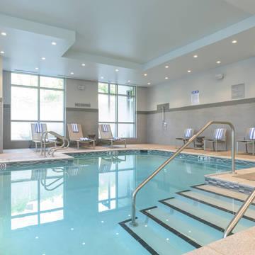 Zwembad Hotel Courtyard Edgewater