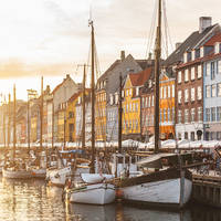 8 daagse treinrondreis inclusief vlucht Kopenhagen, Stockholm Göteborg