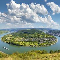 Boppard aan de Rijn
