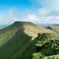 Brecon Beacons National Park - Pen Y Fan bergtop