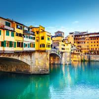 Ponte Vecchio op ca. 10 minuten wandelen