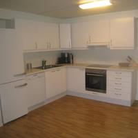 Keuken voorbeeld appartement