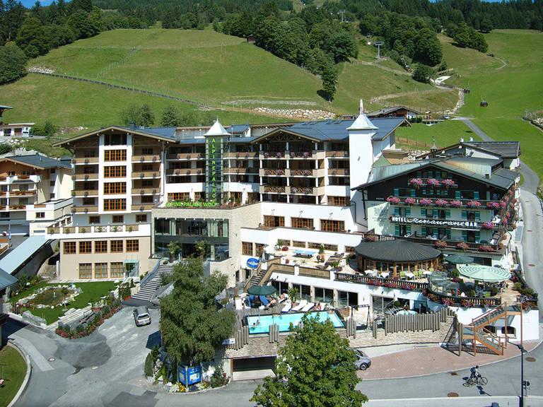 The Alpine Palace