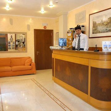 Receptie Hotel Adriatic