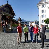 Kapellbruecke Luzern