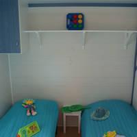 Woonvoorbeeld 3-kamerstacaravan Confort