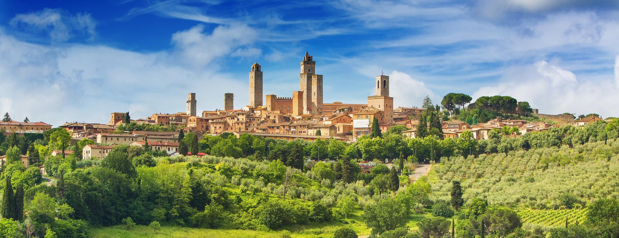 San Gimgnano