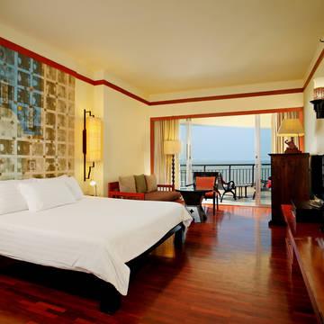 Voorbeeldkamer Classic Oceanview Hilton Hua Hin Resort & Spa