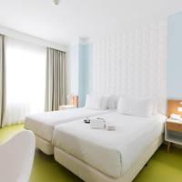 Hotel Legendary Porto (voorheen Quality Inn Praca da Batalha)
