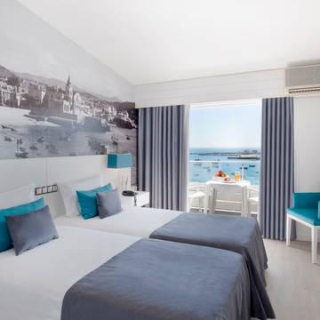 Voorbeeld Superior Zeezicht Hotel Baia