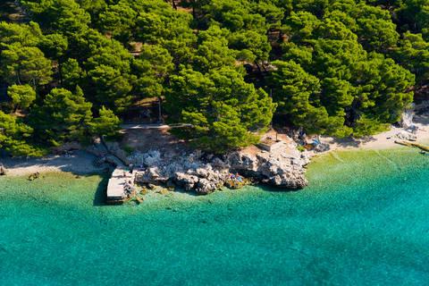 TIP camping Dalmatië 🏕️Camping Basko Polje