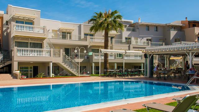 Sarpidon Apartments - Zwembad Appartementen Sarpidon