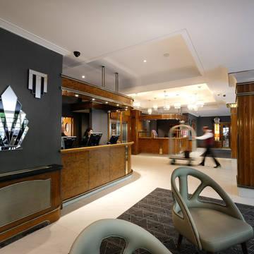 Lobby Tavistock Hotel