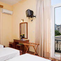 Cecil Hotel, Athene