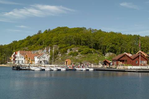 Last minute vakantie Zuid-Noorwegen 🚗️Farsund Resort