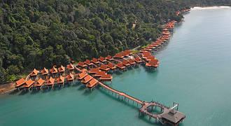 Berjaya Langkawi Resort - Resort Aerial View - Phan Thai