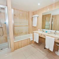 Voorbeeld badkamer Junior Suite