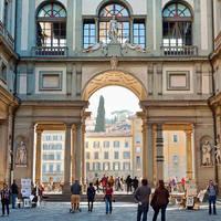 Galleria degli Uffizi op ca. 10 minuten wandelen