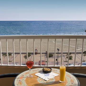 Uitzicht Appartementen La Jabega
