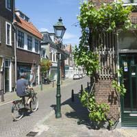 7-daagse fietsvakantie Friese steden en meren