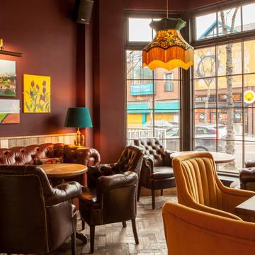 Lounge House Hotel Belfast