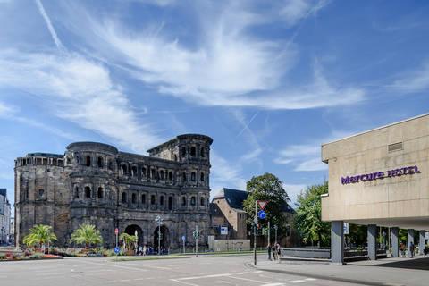 Goedkope vakantie Moezel 🚗️Mercure Hotel Trier Porta Nigra