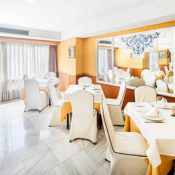 Restaurant Hotel San Cristóbal