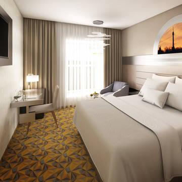Kamer Best Western Premier Hotel Essence