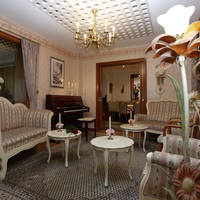 Hotel Friederike- lounge