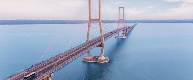 Surabaya bridge