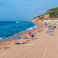 Strand Calella