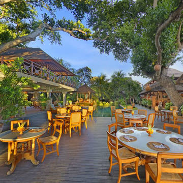 Restaurant Tandjung Sari Hotel