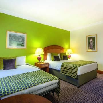 Kamer The Gresham hotel