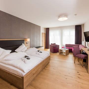Voorbeeld kamer Göbel's Hotel Quellenhof