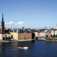 Stadsbeeld Stockholm