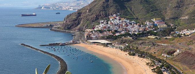 Zonvakantie Tenerife
