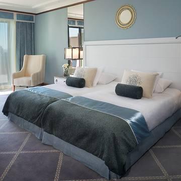 Real Grande Italia Zeezicht kamer Hotel Grande Real Villa Italia & Spa