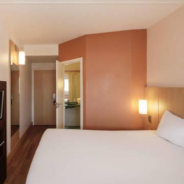 Voorbeeld kamer Hotel Ibis Malaga Centro Ciudad