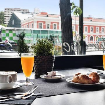 Ontbijt Hotel Acta Madfor