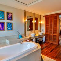 Garden Suite Pool Villa - badkamer